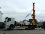 JKCS300型车载式多功能水文水井地热钻机