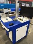 成都/內江噴漆金屬制品激光打標機