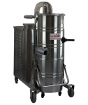 煙臺車間工業粉塵吸塵器 380V大功率工業吸塵器