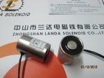 广东电磁铁生产厂家,中山兰达直流微型强力吸盘式电磁铁H203