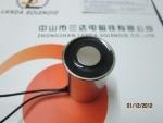广东电磁铁生产厂家,中山兰达直流微型强力吸盘式电磁铁H304