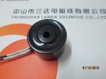 广东电磁铁生产厂家,中山兰达直流微型强力吸盘式电磁铁H342