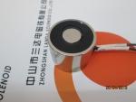 广东电磁铁生产厂家,中山兰达直流微型强力吸盘式电磁铁H403
