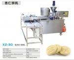 广西旭众杏仁饼厂家,可以做米饼的机器,还可做桂花糕