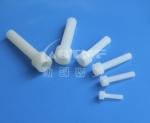 PVDF螺絲價格 聚偏氟乙烯螺絲 廠家直銷 上海勤圖