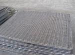 高强度耐磨衬板 双金属堆焊耐磨钢板