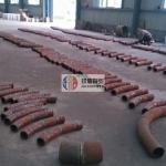 鋼襯剛玉陶瓷管/技術特點/產品結構/計量單位