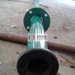 新疆哪里銷售襯膠復合管道連接方式簡單