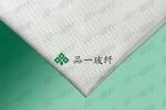 高温风管用无碱玻纤布 白色玻璃丝布 耐高温玻纤布 0.2*1
