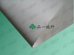 防烟垂帘布 灰色耐高温布 0.8灰色耐高温防火布 挡烟垂帘布