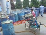 液体定量装桶设备 液体分装大桶设备 烟台宏健YLJ-II