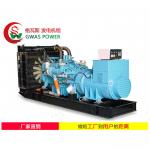 成都发电机厂家批发GF-300奔驰柴油发电机组价格实惠