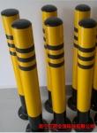 南宁HC-FHZ防护桩_隔离桩,优质钢管、工程级反光膜
