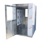 安徽滁州三人双吹风淋室 无尘车间风淋室材质