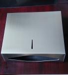 304不锈钢擦手纸箱 洗手间抽纸盒 壁挂式纸巾架