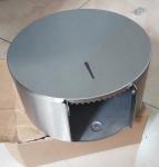 304不锈钢大卷纸盒 盘纸箱 厕纸器卫生洗手纸巾架 卷纸器