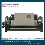 格律斯GLSC165油冷却冷冻机组 螺杆式冷水机