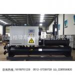 无锡50P工业冷冻机 表面处理螺杆式冷水机价格