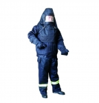 700度高溫防護服 加厚分體式 帶壓堵漏高溫服 高溫應急搶險