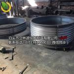 大口径DN3500金属补偿器 金属膨胀节 方形不锈钢伸缩节