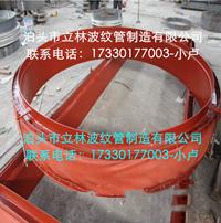 厂家定制耐温1000多℃高温非金属补偿器非金属膨胀节软连接生