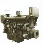 上柴SC33W船用柴油機