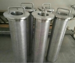 LA120*400A25过滤器配套不锈钢滤芯