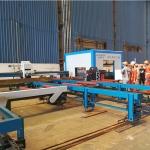 型钢切割机 扁球钢 槽钢KR-XH切割机厂家