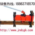 专业生产钢轨校正机厂家,鼎诚直销液压校直机