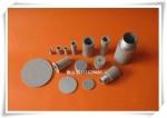 不锈钢粉末滤片 石油化工高温气体过滤 阻燃片 气体净化滤片