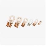 金锚铜开口接线端子-OT-100A  金锚电力金具提供