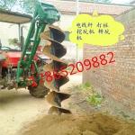 南昌大马力植树挖坑机大功率挖坑机型号