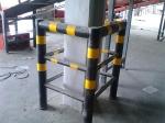 U型防撞栏