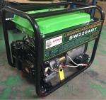 野外带发电两用220A汽油发电电焊机