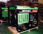 一体多功能300A柴油发电电焊机