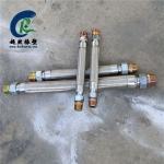 定做化工厂专用耐酸碱304金属软管 衬四氟金属软管供应商