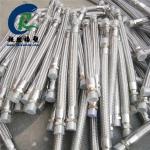 定做304不锈钢金属软管 DN200耐酸碱衬四氟金属软管