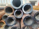 供应大口径厚壁无缝管机械制造用20#/45#无缝钢管现货规格