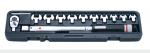 德国K牌9x12可换头式扭力扳手杆20-100
