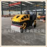三人行3吨压路机 常柴390动力全液压压路机价格