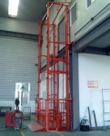 北京密云導軌式升降機..液壓升降貨梯.家用升降平臺