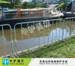 演唱会通道护栏 清远广场铁马护栏 中山不锈钢移动栏杆