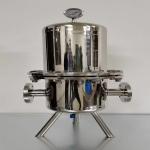 浩恒DN80壓縮空氣除水除油凈化器