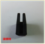 方形硅橡胶线护套|扣式硅橡胶护线套|齿形硅橡胶线护套厂家