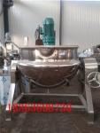 山东300L可倾蒸汽夹层锅生产厂家价格工作原理