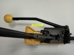 A333钢带捆扎打包机//规格免扣捆扎