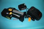 原装进口台湾ZP93A塑钢免扣打包机