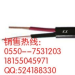 国标供应K型热电偶补偿导线KX-GA-VV1*2*1.5mm
