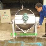 刮底攪拌熬糖鍋 化糖鍋 304不銹鋼夾層鍋200L