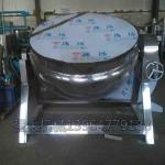 椰奶熬制鍋 電加熱夾層鍋 蒸汽夾層鍋